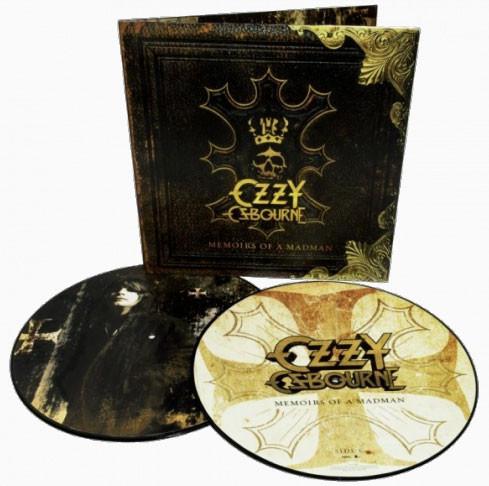 "Ozzy Osbourne – ""Memoirs of a Madman"" Double DVD"