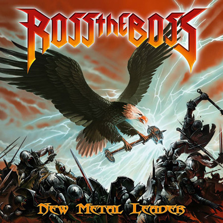 "Ross The Boss (Manowar) – ""New Metal Leader"" Double Vinyl"