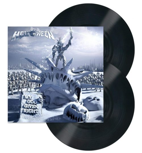 """Helloween – """"My God Given Right"""" Double Vinyl"""