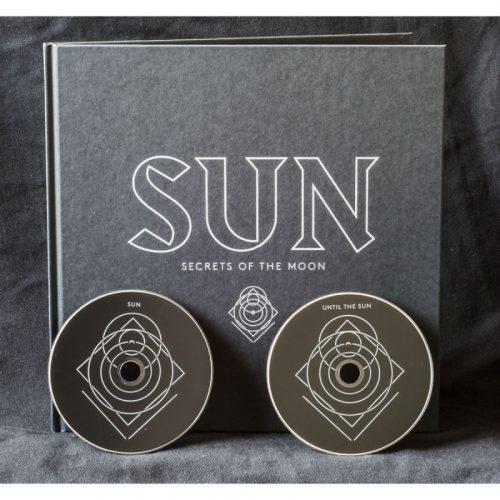"Secrets Of The Moon – ""Sun"" 2CD Media Book"