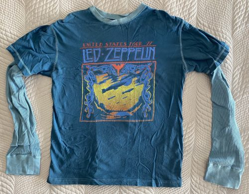 "Led Zeppelin – ""Logo"" Large Long Sleeve"
