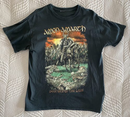 "Amon Amarth – ""North American Tour"" Large T-Shirt"
