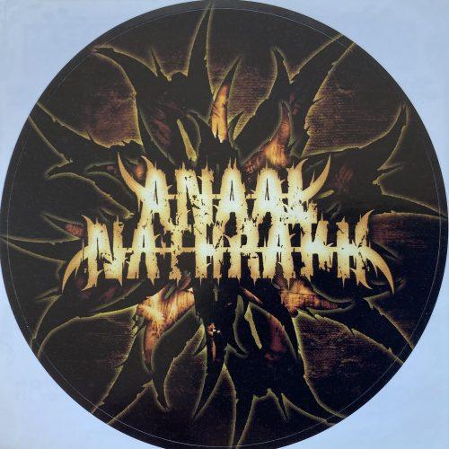 "Anaal Nathrakh – ""Logo"" Sticker"
