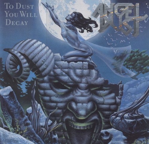 """Angel Dust – """"To Dust You Will Decay"""" OG Press Vinyl"""
