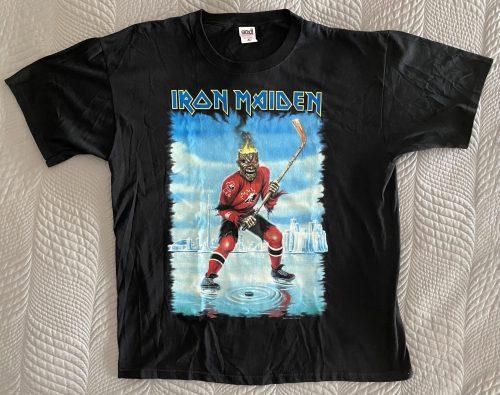 """Iron Maiden – """"Canada 2008 Event Shirt – SBIT Tour"""" XL T-Shirt"""