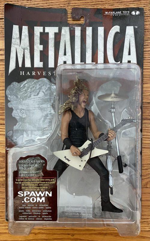 """Metallica – """"James Hetfield"""" McFarlane Action Figure"""