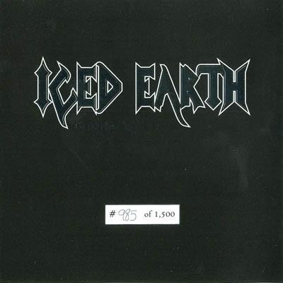"Iced Earth – ""The Melancholy E.P."" CD"